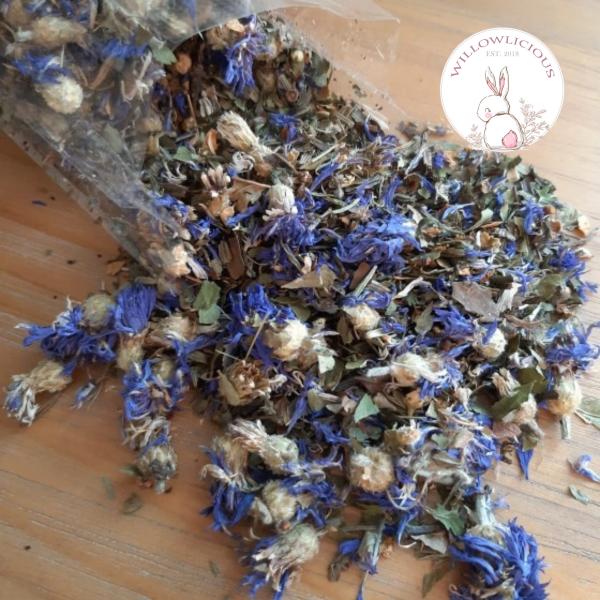 Willowlicious Flower Power Mix 60g